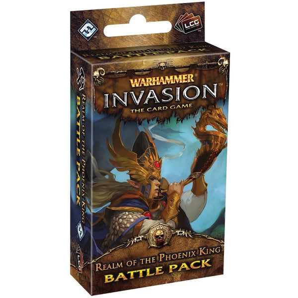 Warhammer Invasion LCG: Realm of the Phoenix King Battle Pack