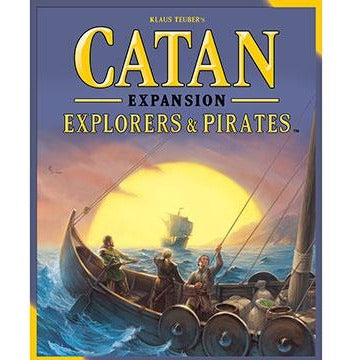 Catan: Explorers and Pirates Expansion