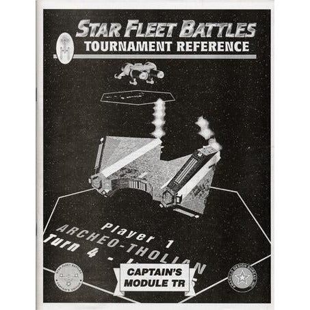 Star Fleet Battles: Module TR - Tournament Reference Book