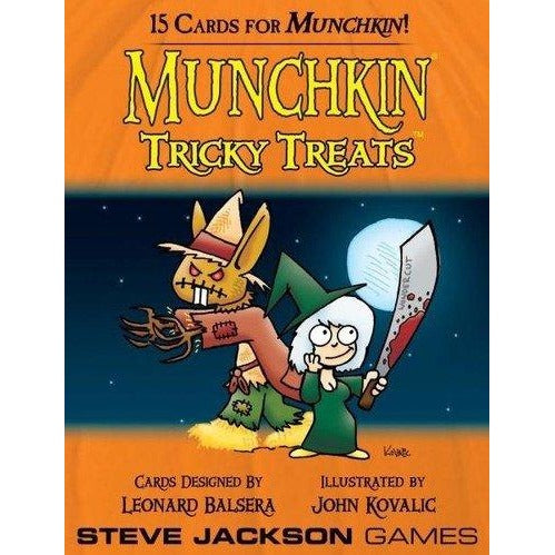 Munchkin: Tricky Treats Booster Pack