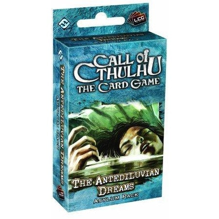 Call of Cthulhu LCG: Antediluvian Dreams Asylum Pack