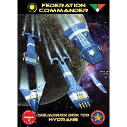 Federation Commander: Squadron Box 20