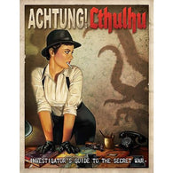 Achtung! Cthulhu RPG: Investigators Guide