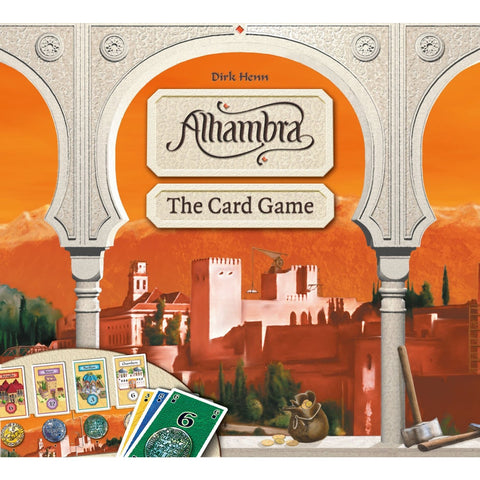 Alhambra: The Card Game