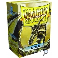 Dragon Shields: (100) Gold