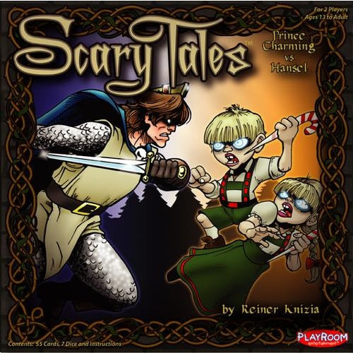 Scary Tales Deck 3: Prince Charming Vs. Hansel