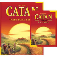 Catan Bundle: Core Plus 5-6 Player Expansion