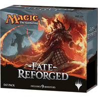 Magic the Gathering CCG: Fate Reforged Fat Pack