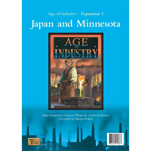 Age of Industry: Expansion
