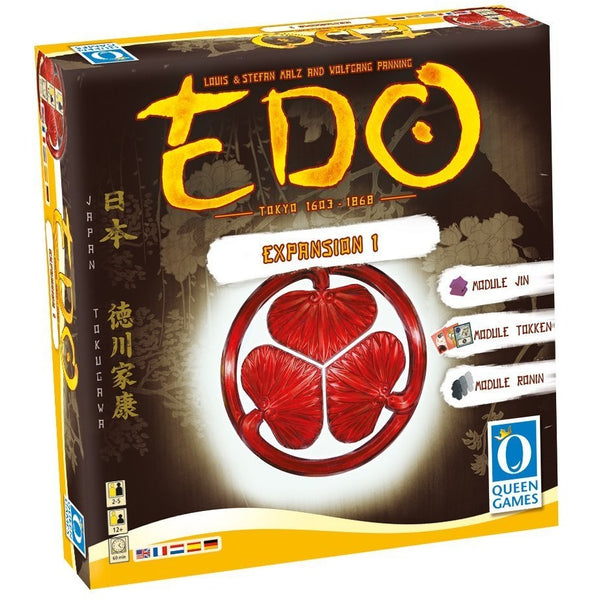Edo Expansion 1