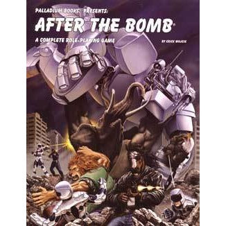 After the Bomb RPG
