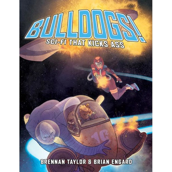 Bulldogs! RPG Hardcover