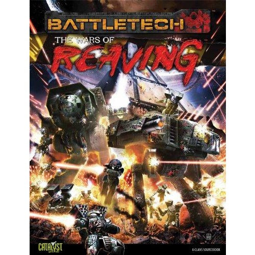 BattleTech: War of Reaving