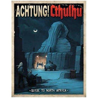 Achtung! Cthulhu RPG: Guide to North Africa