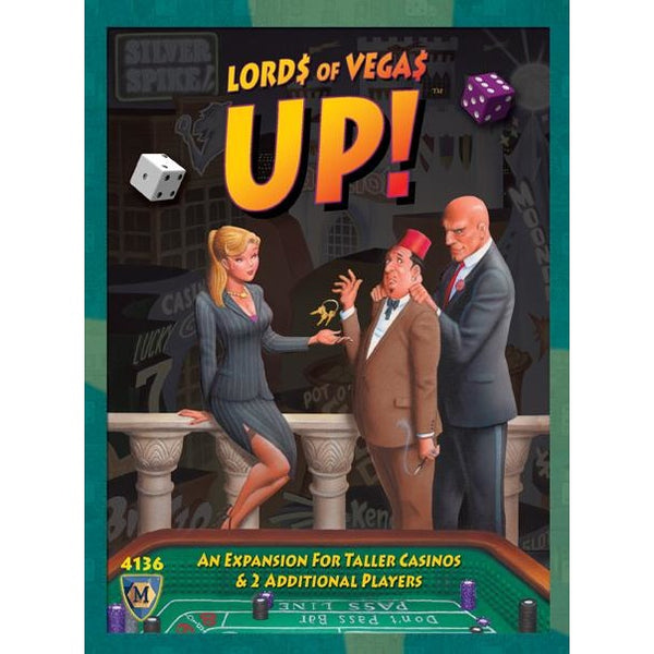 Lords of Vegas: UP Expansion