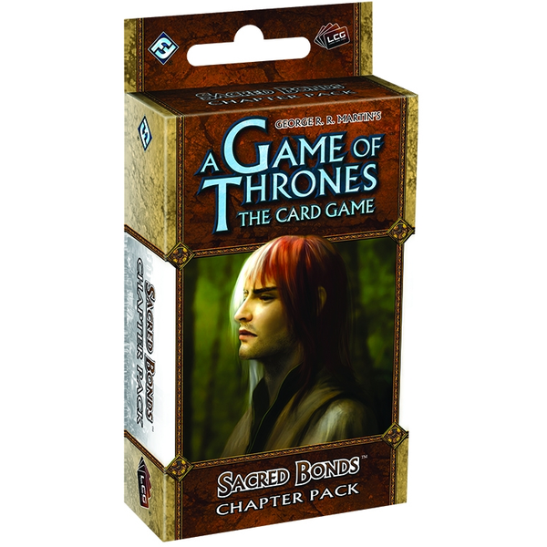 A Game of Thrones LCG: Sacred Bonds Revised Chapter Pack