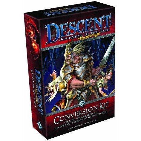 Descent Journeys in the Dark 2nd Edition: Conversion Kit