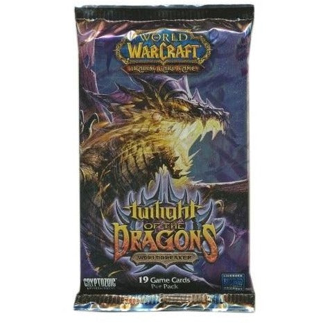 World of Warcraft CCG: Twilight of the Dragons Booster