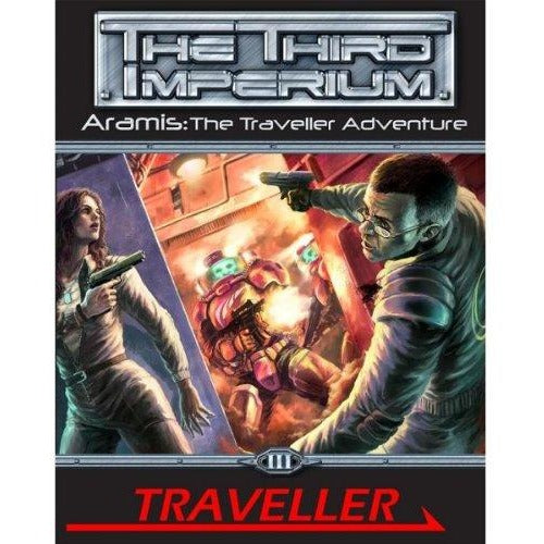 Traveller RPG: Aramis - The Traveller
