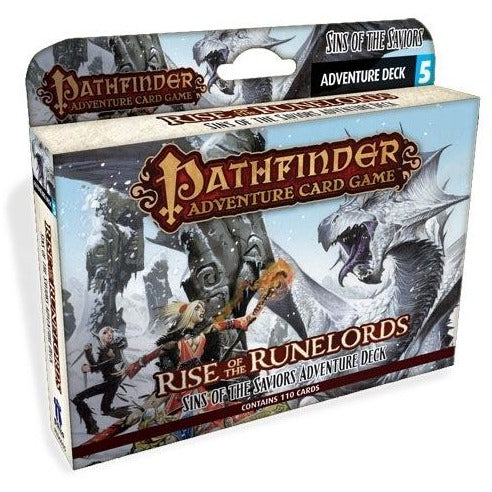 Pathfinder Adventure Card Game: Sins of the Saviors Adventure Deck