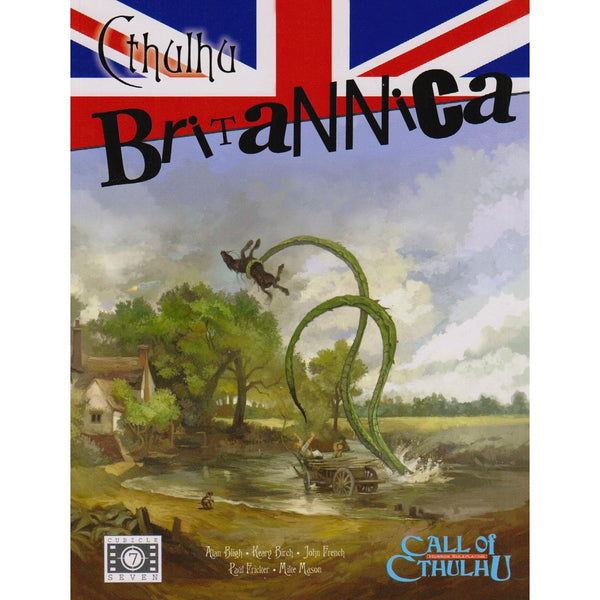 Call of Cthulhu RPG: Britannica