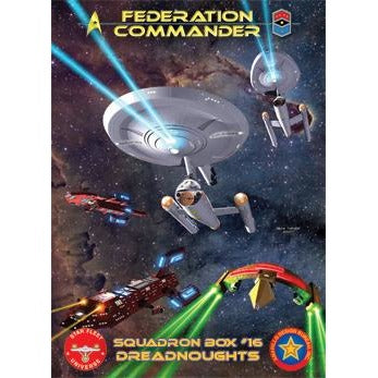 Federation Commander: Squadron Box 16