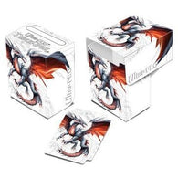 Artist Gallery Mauricio Herrera - Black Dragon Full View Deck Box