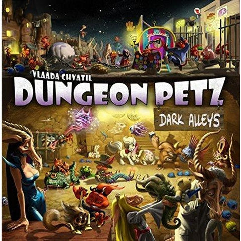 Dungeon Petz: Dark Alleys Expansion