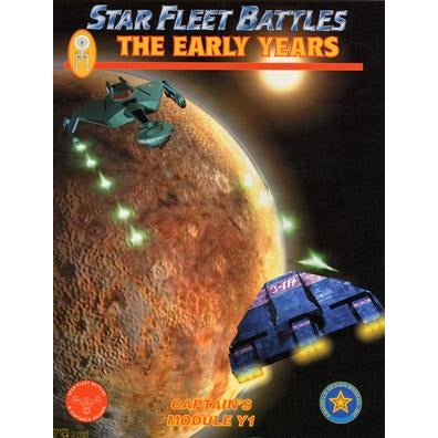 Star Fleet Battles: Module - Y1 Early Years