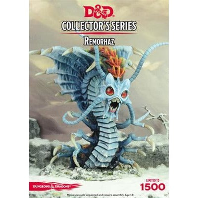 Dungeons and Dragons: Remorhaz