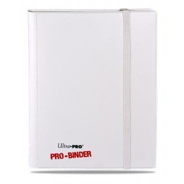 Pro Binder White on White