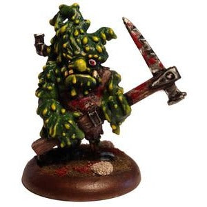 Savage Worlds RPG: Low Life Miniatures - The Guy with the Killin' Stick