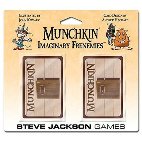 Munchkin: Imaginary Frenemies Blister Pack