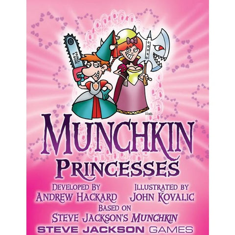 Munchkin: Princesses Booster Pack