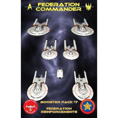 Federation Commander: Booster 7