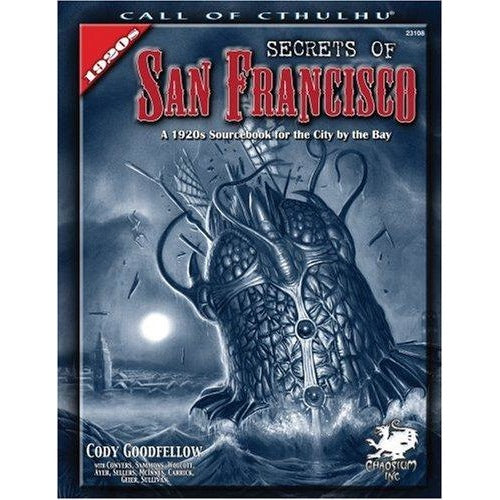 Call of Cthulhu: Secrets of San Francisco