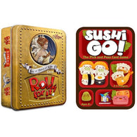Tabletop Bundle: Sushi Go! Plus Roll For It! Deluxe