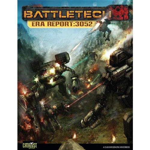 BattleTech: Era Report 3052