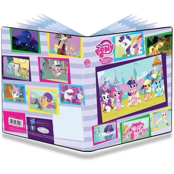My Little Pony 4-Pocket Portfolio
