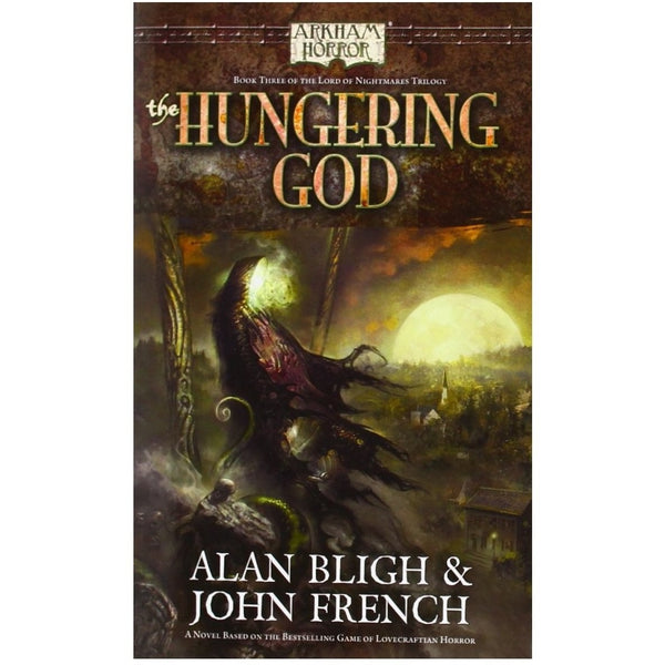Arkham Horror: The Hungering God Paperback