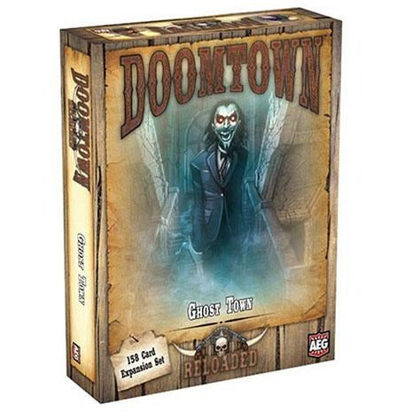 Doomtown: ECG Expansion Pine Box 4 - Ghost Town
