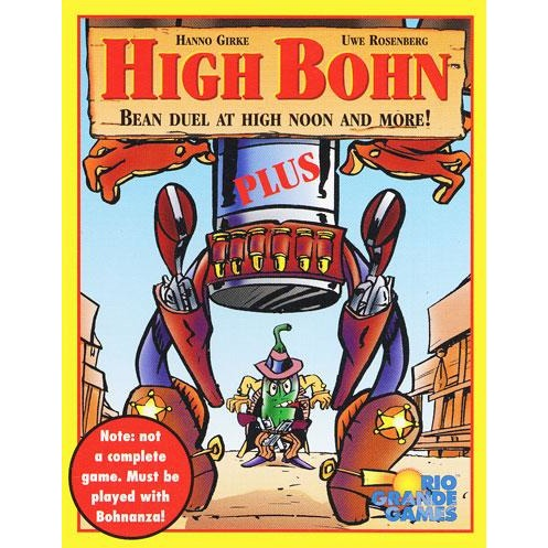 Bohnanza: High Bohn Plus Expansion