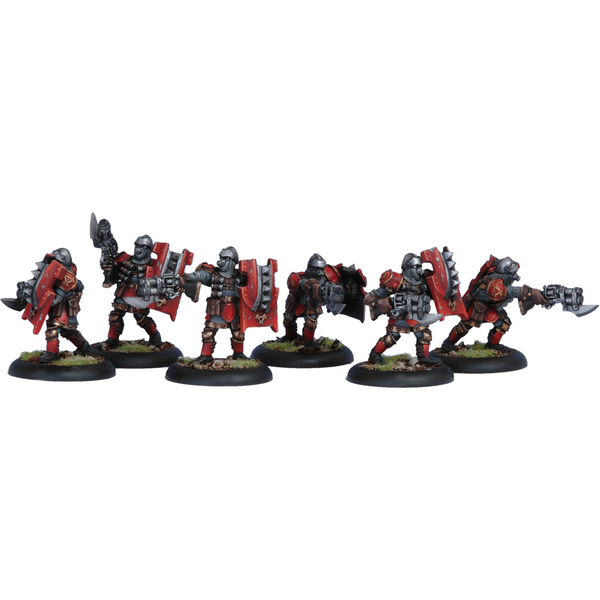 Warmachine: Khador Kommandos (6)