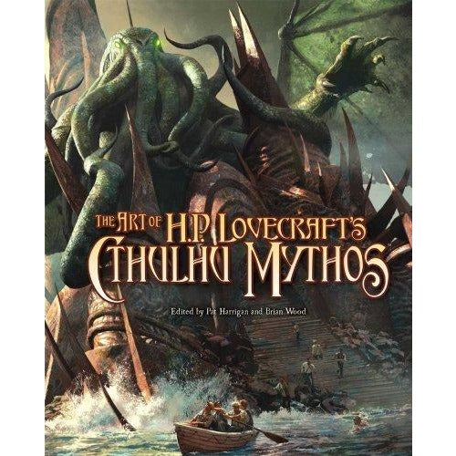 Call of Cthulhu: The Art of H.P. Lovecrafts Cthulhu Mythos
