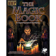 Basic Roleplaying: The Magic Book
