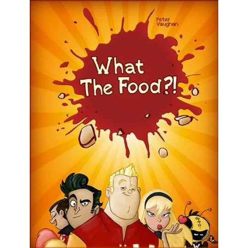 What the Food?! Card Game