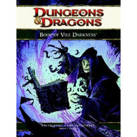 Dungeons and Dragons RPG: Book of Vile Darkness