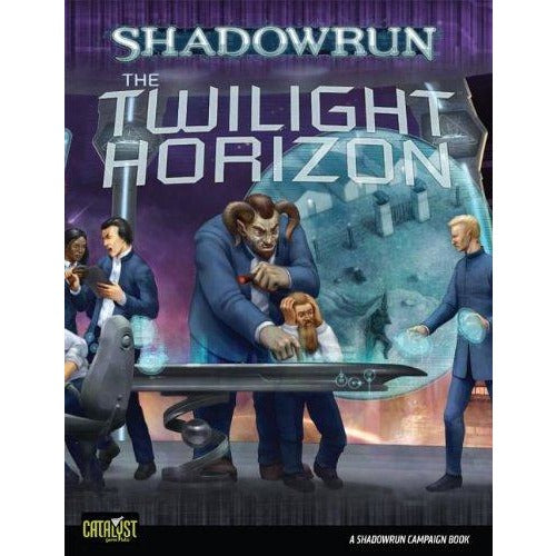 Shadowrun RPG: The Twilight Horizon