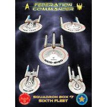 Federation Commander: Squadron Box 7