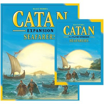 Catan Bundle: Seafarers Plus 5-6 Player Expansion